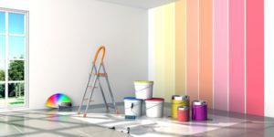 Tintometro e colori